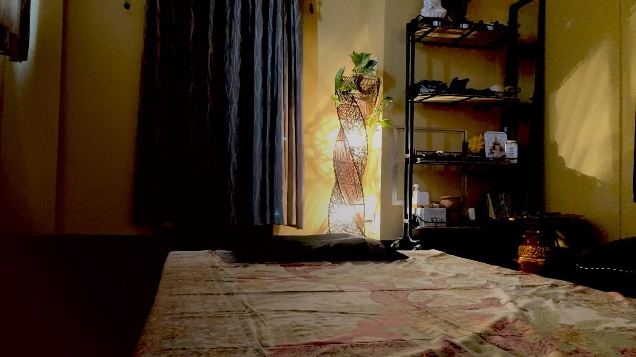 トークセン・ビハーラのサロン内写真