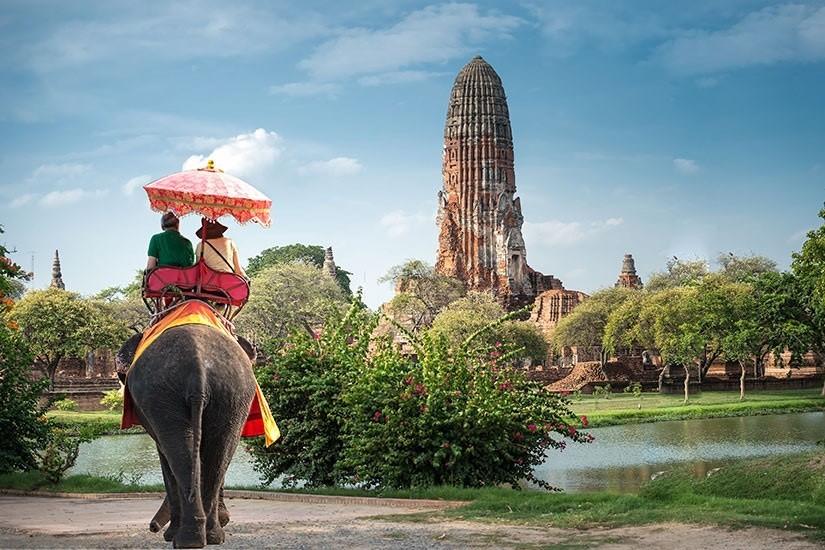 トークセン・ビハーラ/タイの風景